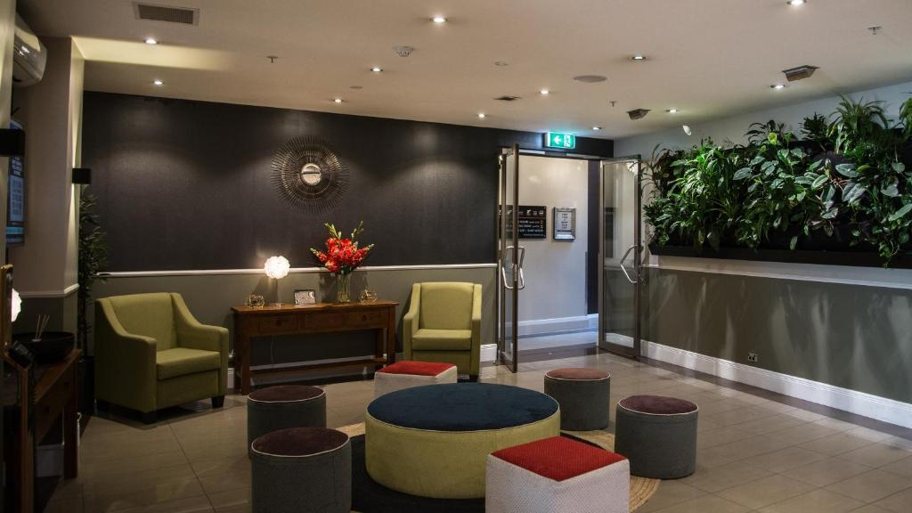 Auckland City Hotel (Nueva Zelanda Auckland) - Booking.com