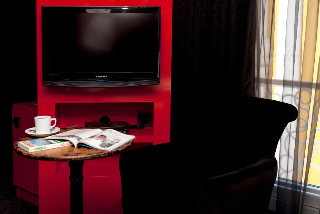 Hypnos design hotel istanbul prenotazione on line for Designhotel istanbul