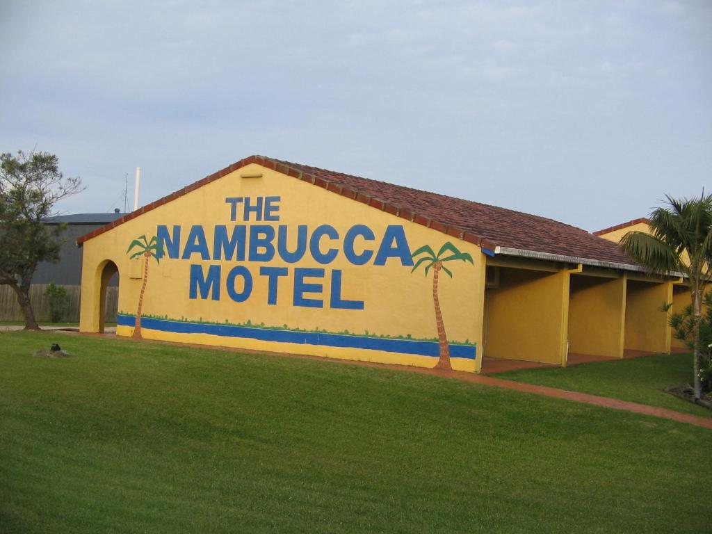 The nambucca motel r servation gratuite sur viamichelin for Reservation motel