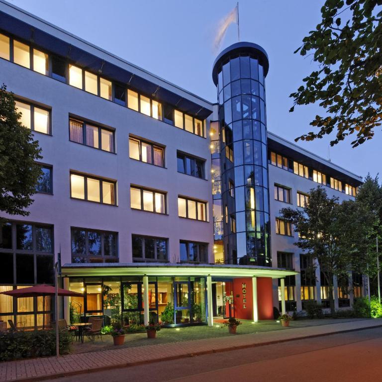 Hotel Carat Erfurt Bewertungen