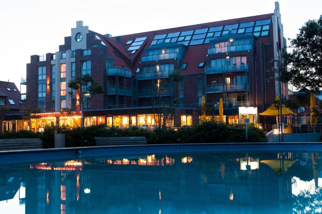 Hotels Juist  Sterne