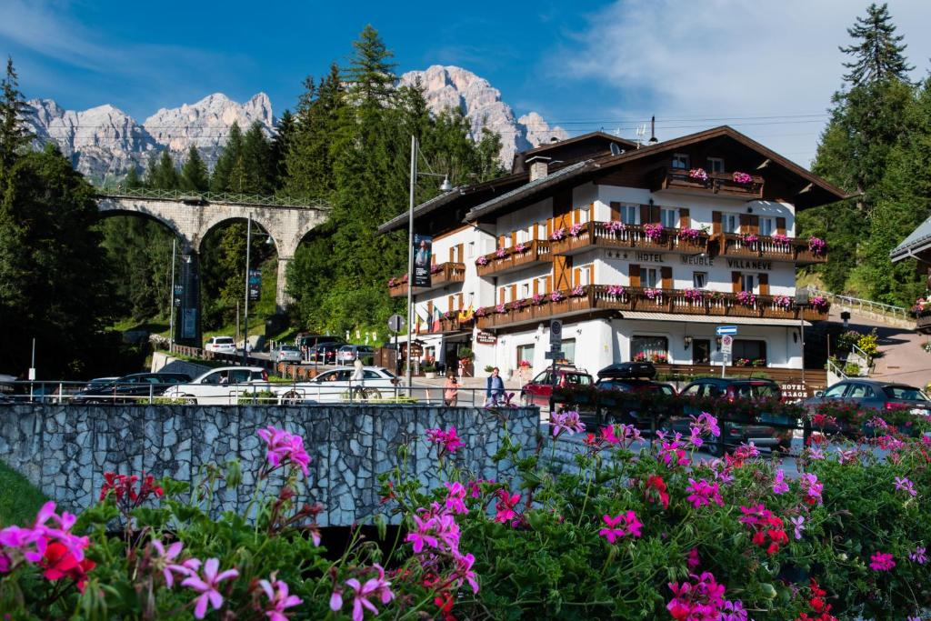 Wifi Villa Neve Hotel Cortina