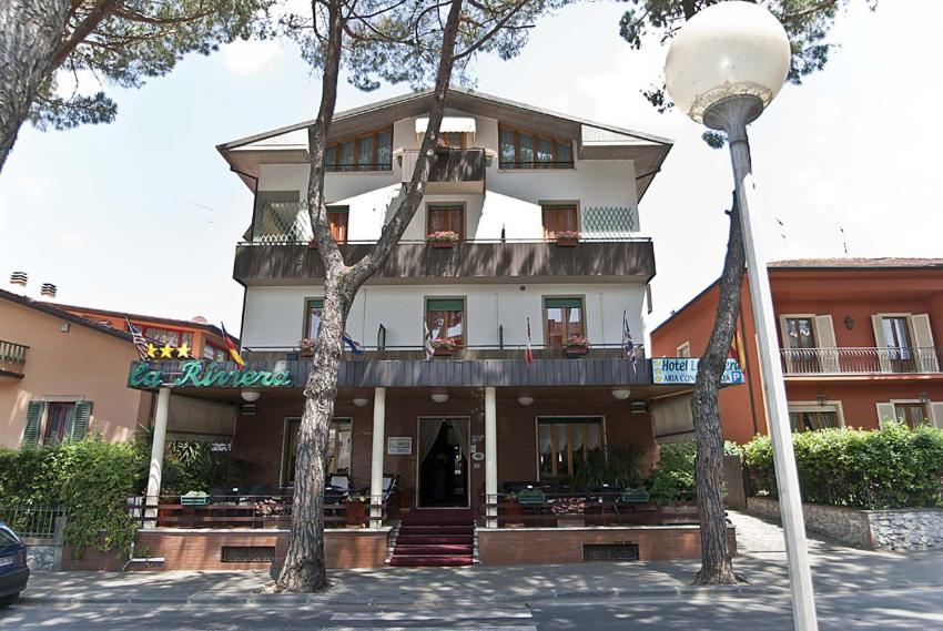 Hotel La Riviera Montecatini Terme