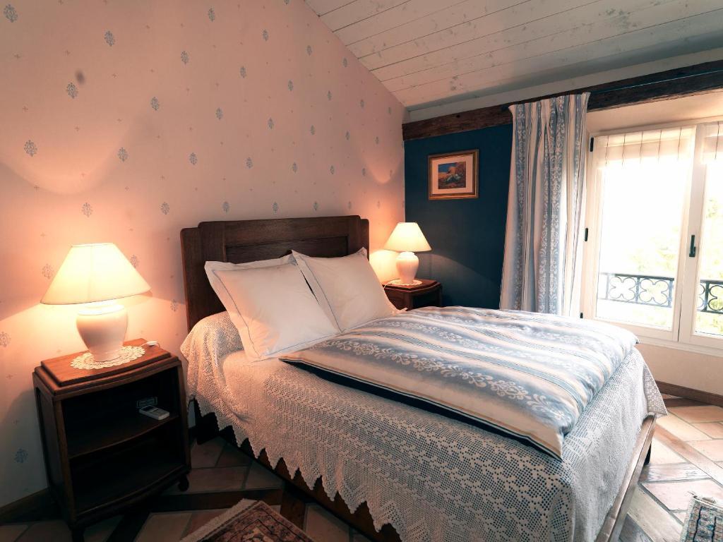 Chambres du0026#39;hu00f4tes La Dame Blanche