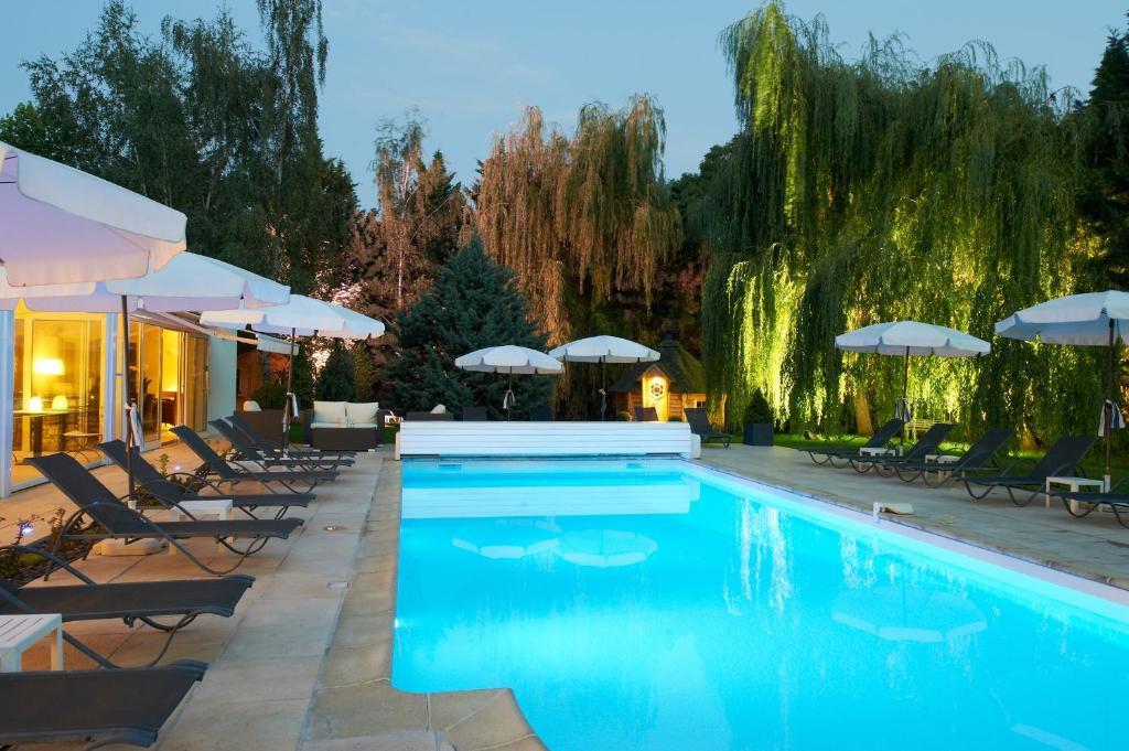 Hotel Les Jardins D 39 Adalric Obernai