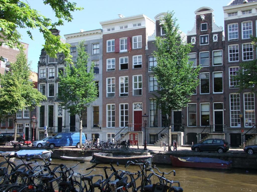 Cityden Canal Apartments Niederlande Amsterdam