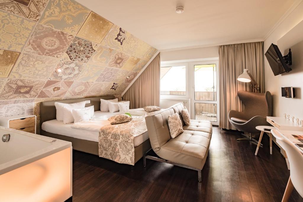 Retro design hotel dornum informationen und buchungen for Retro design hotel