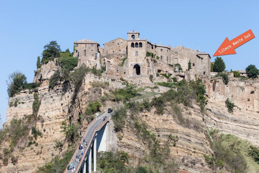 Libera Mente, Bed & Breakfast Bagnoregio