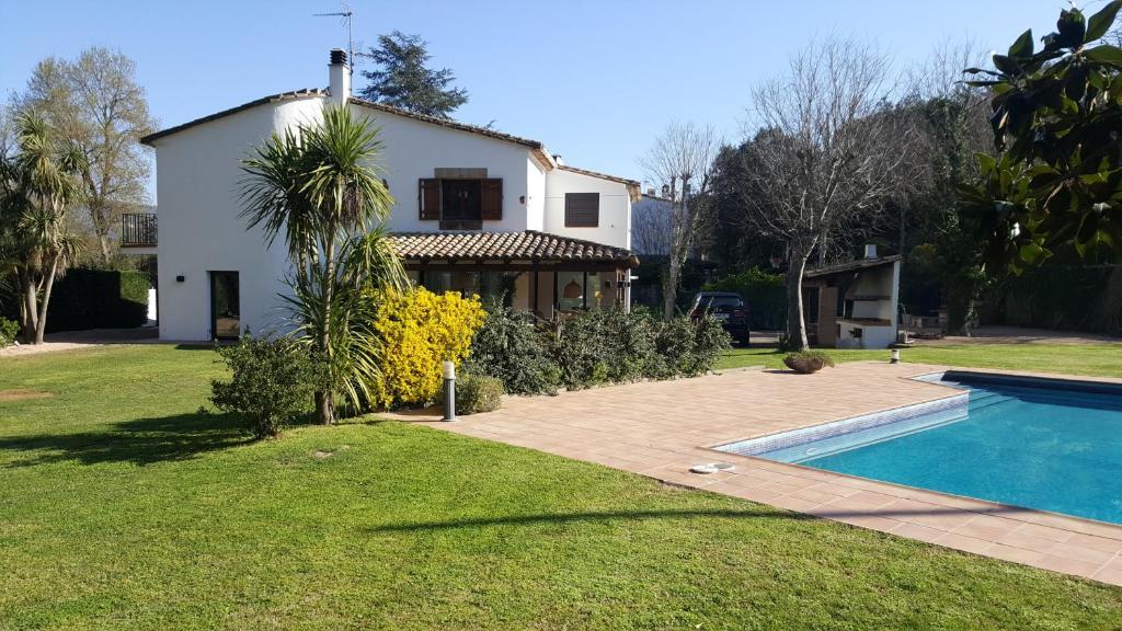 Casa de campo Can Castro (España Santa Cristina de Aro ...