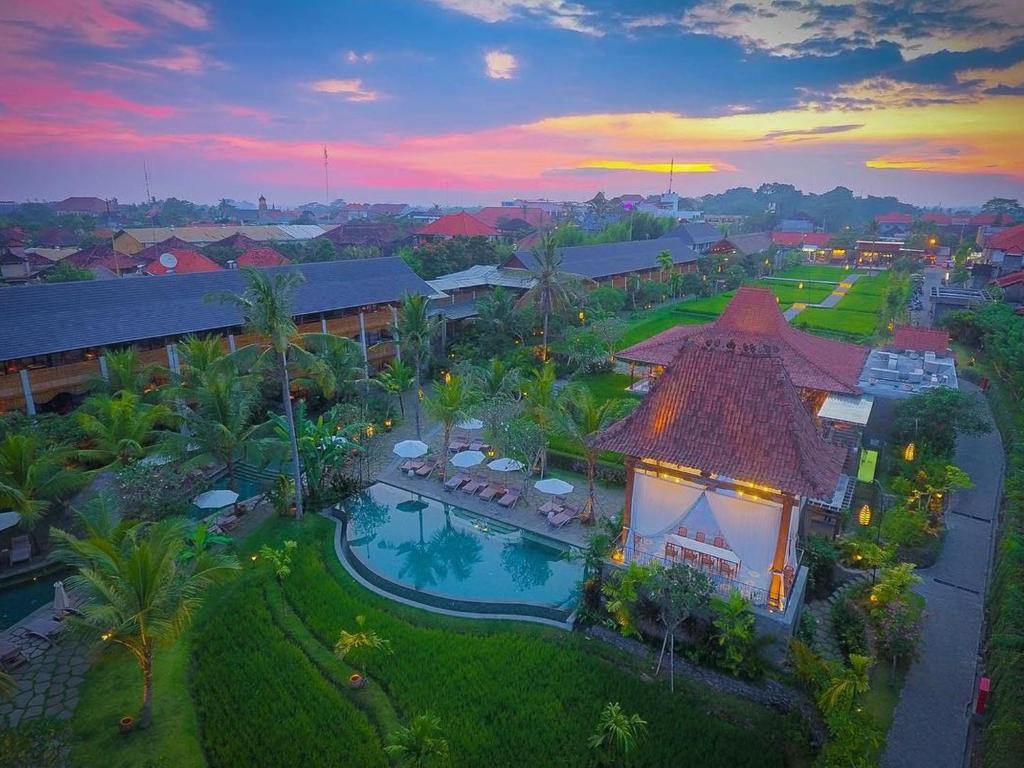 Alaya resort ubud r servation gratuite sur viamichelin for Reservation gratuite hotel
