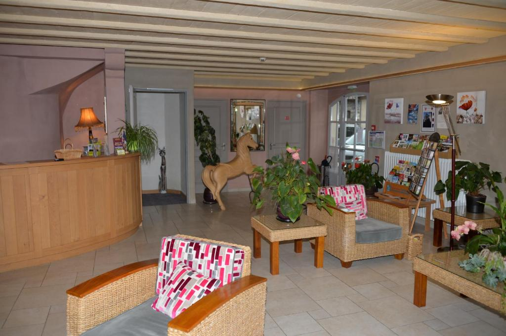 Hotel Restaurant Saint Martin Valmeroux