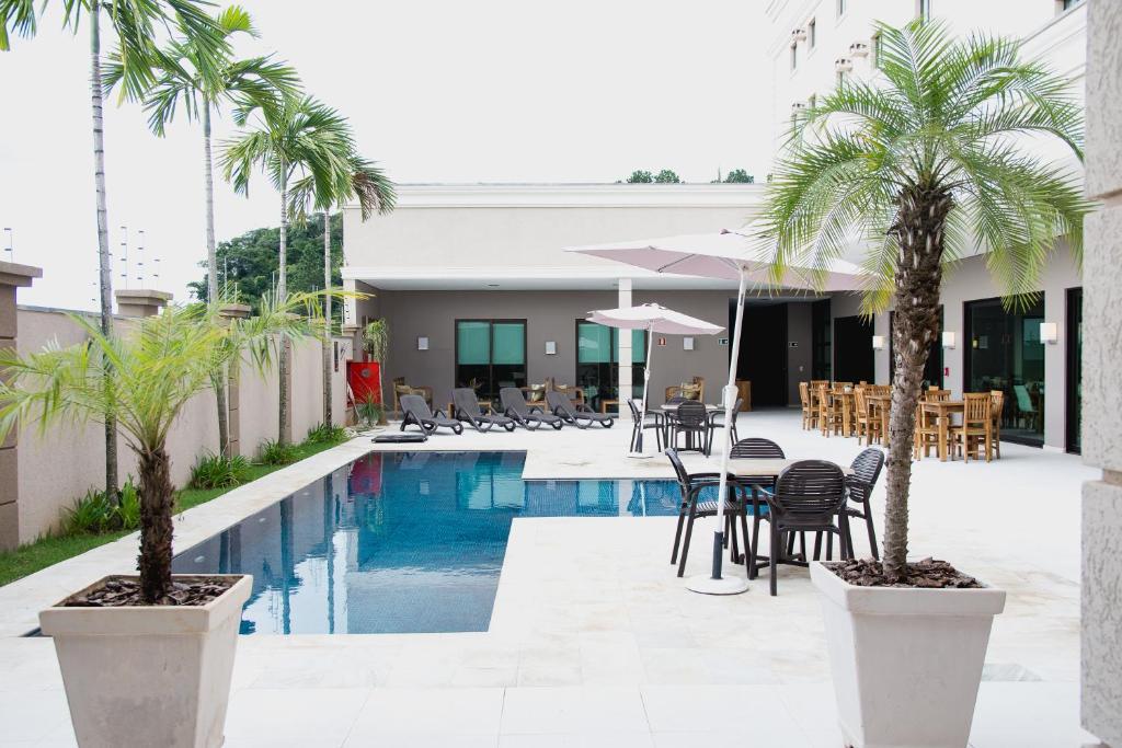 Class Hotel Pouso Alegre