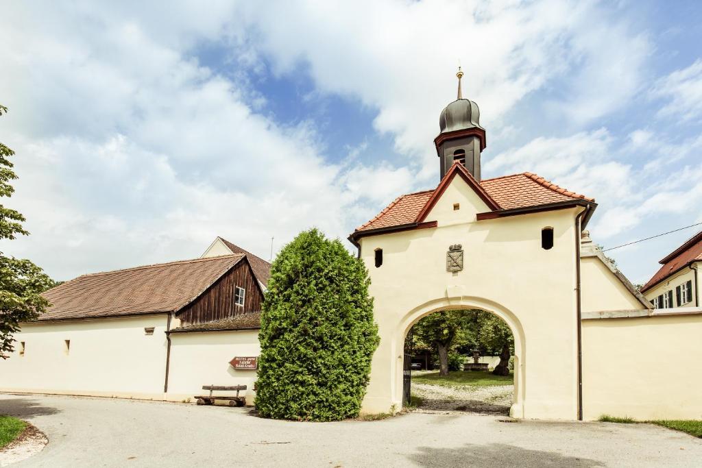 Hotel In Schloss Kreuth Deutschland