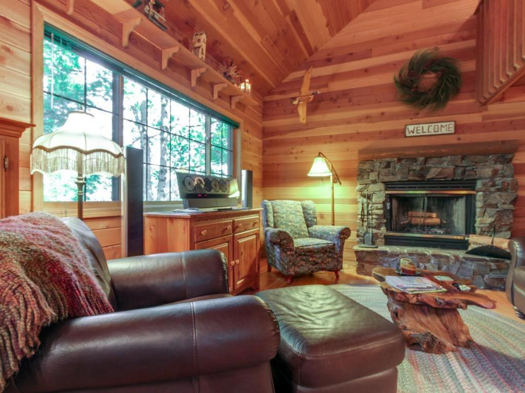 Enchanted Cabin in the Woods