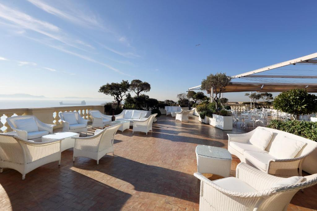 Hotel Excelsior Naples Restaurant