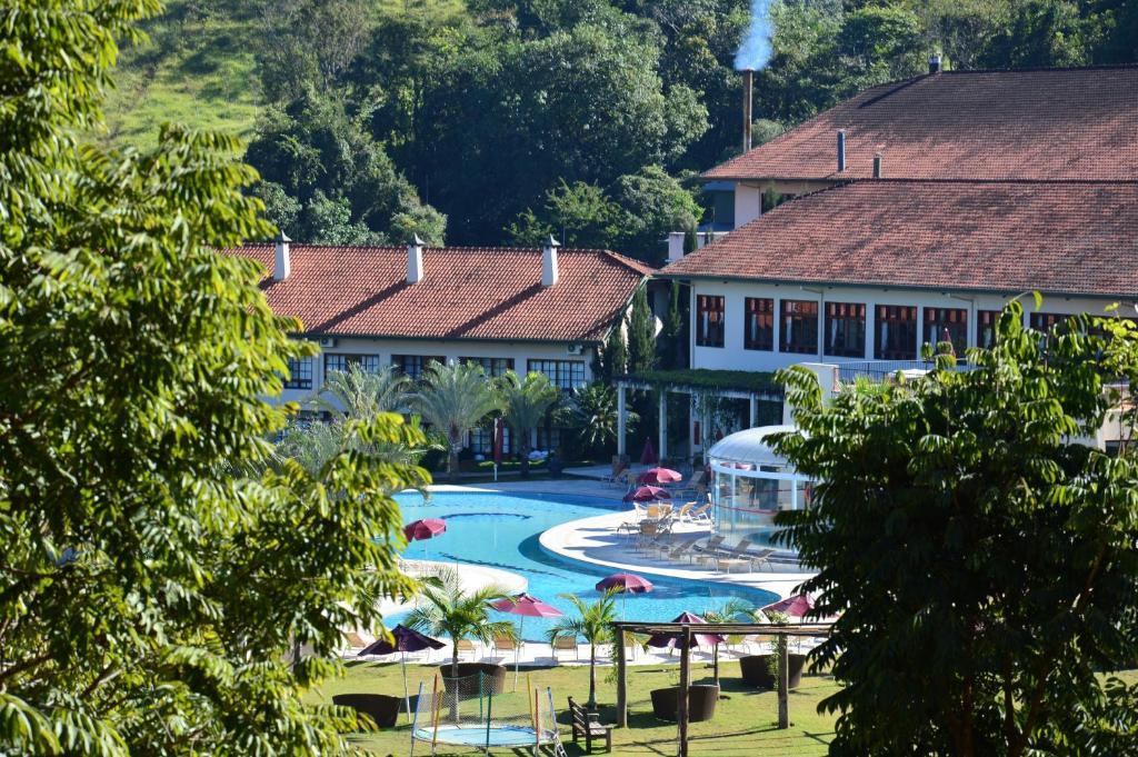 A piscina localizada em Villa di Mantova Resort Hotel ou nos arredores