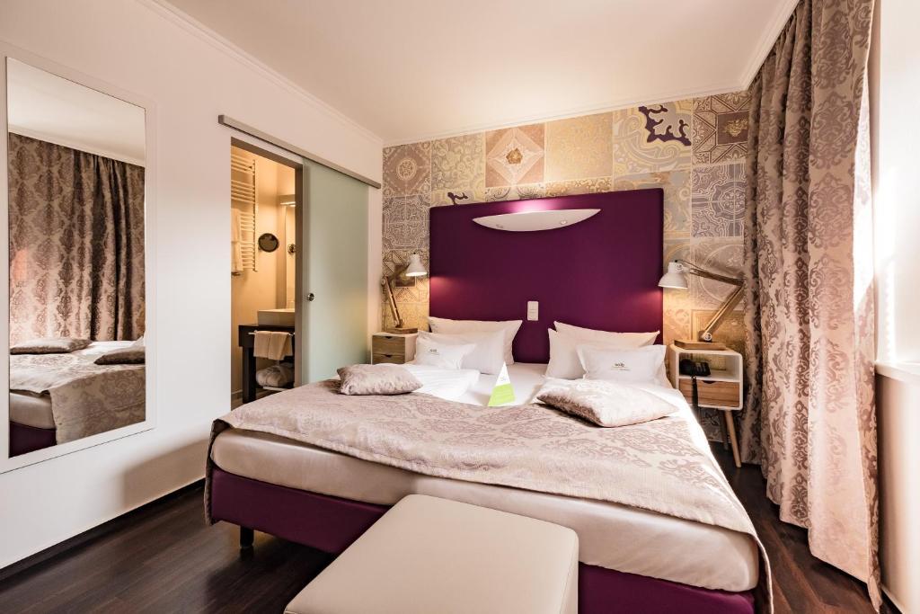 Retro design hotel dornum informationen und buchungen for Designhotel langeoog
