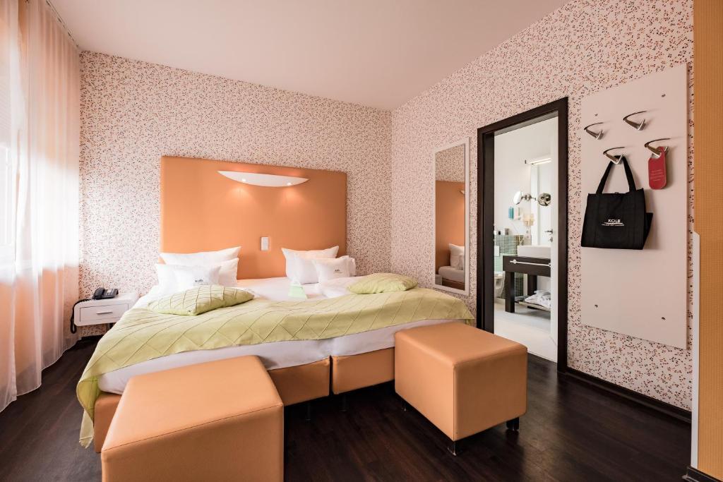 Retro design hotel dornum viamichelin informatie en for Retro design hotel