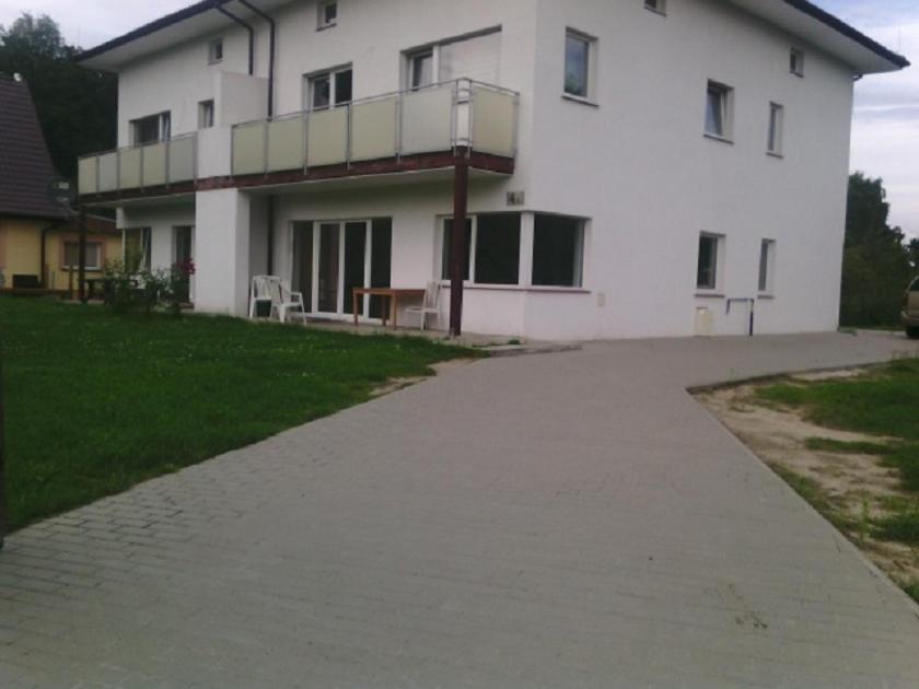 Dom w Łunowie 15' plaża