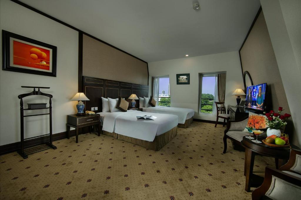 Suite Zephyr Nhìn Ra Hồ