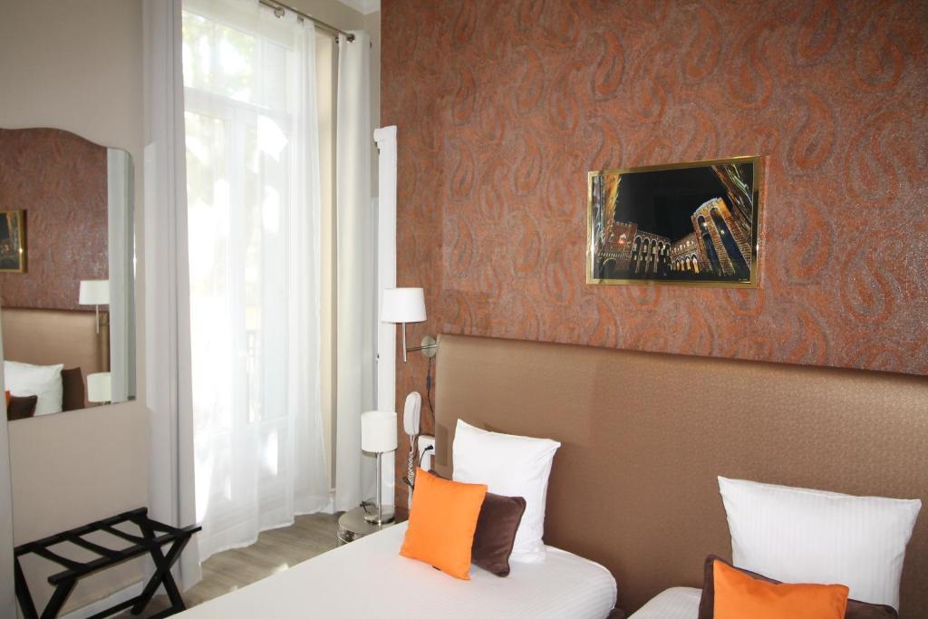 R gina boutique hotel avignon viamichelin informatie for Boutique hotel avignon