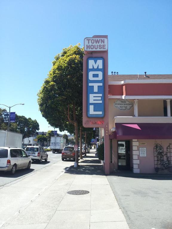 Town house motel san francisco informationen und for Lombard motor inn san francisco california