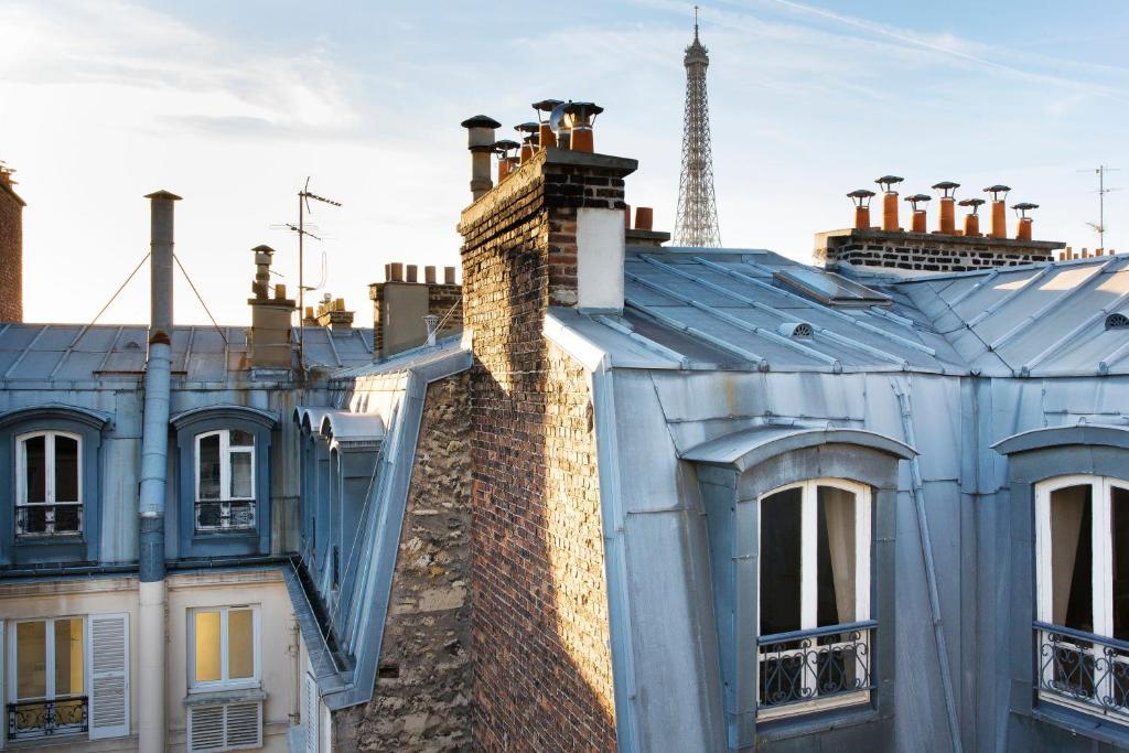 Cler hotel paris viamichelin informationen und online for Cler hotel paris