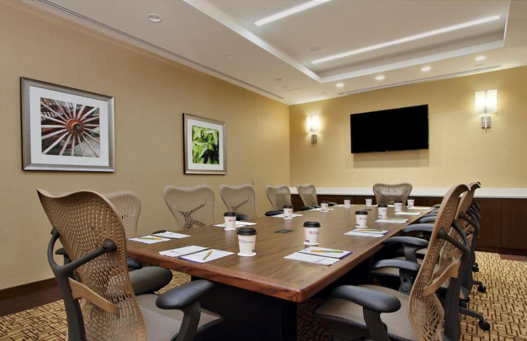 Hilton Garden Inn New York Midtown Park Avenue New York Online Booking Viamichelin