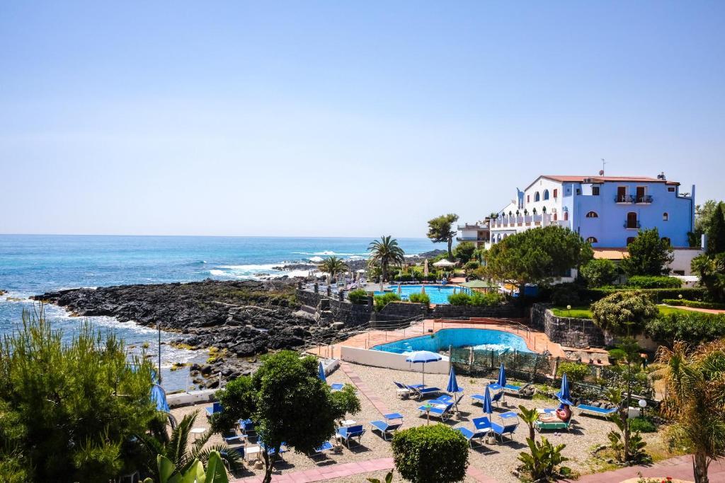 Hotel nike giardini naxos online booking viamichelin - B b giardini naxos economici ...