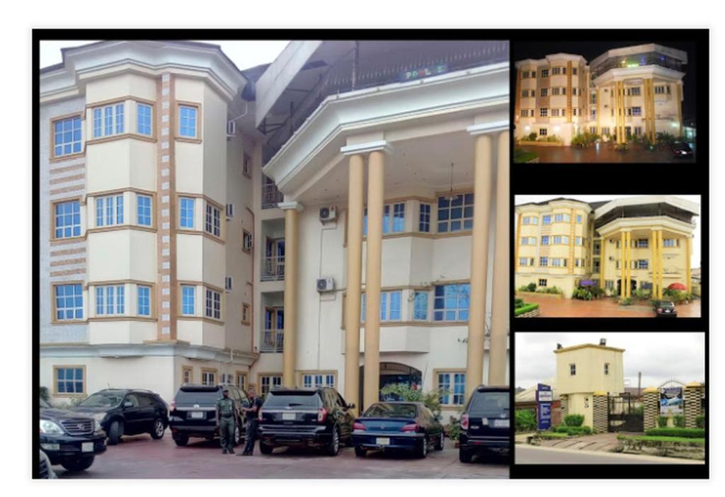 Ebekendy Hotels Ltd