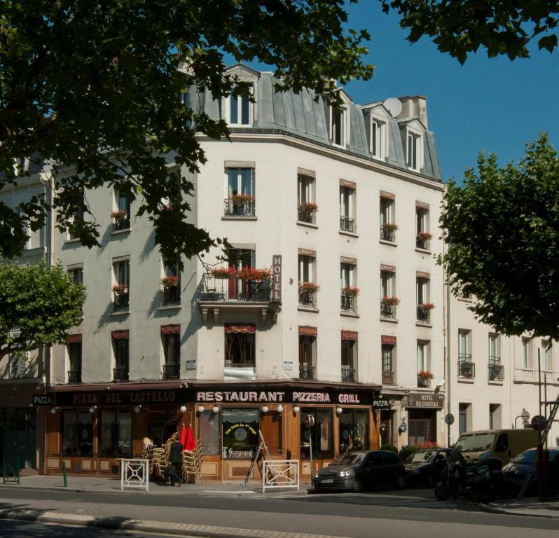 Hotel du ch teau vincennes - Office de tourisme vincennes ...