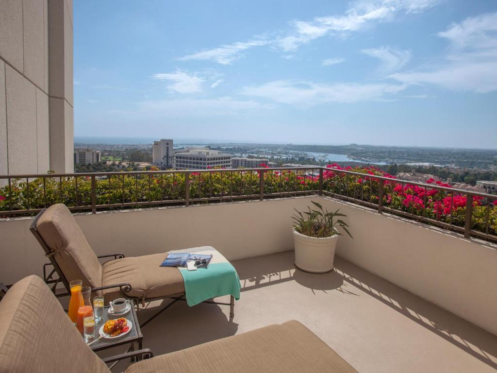 Newport Beach Marriott Hotel Spa Fashion Island