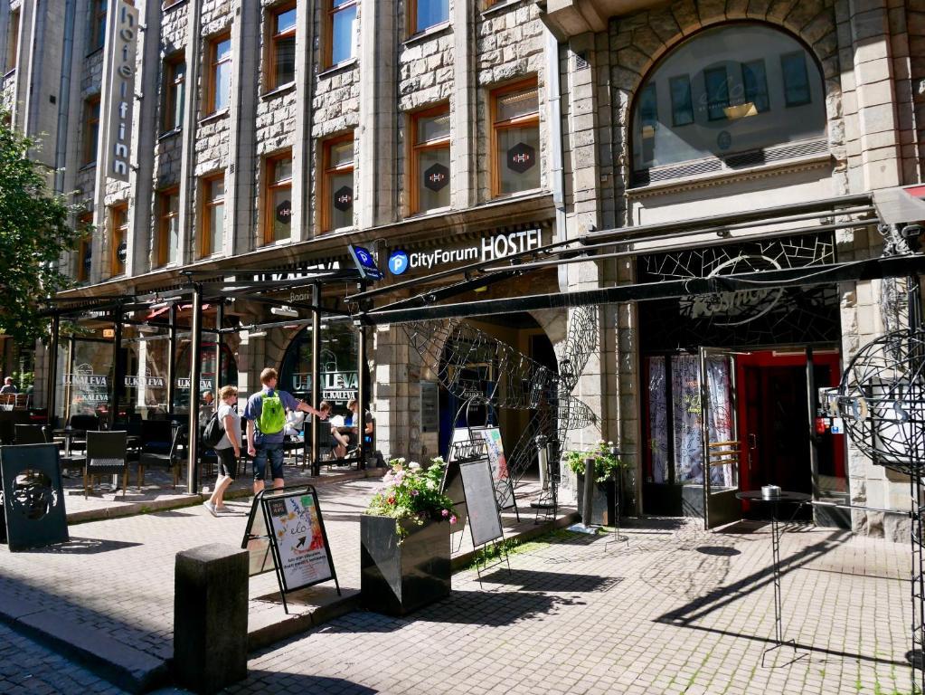 The Yard Concept Hostel Helsinki Online Booking
