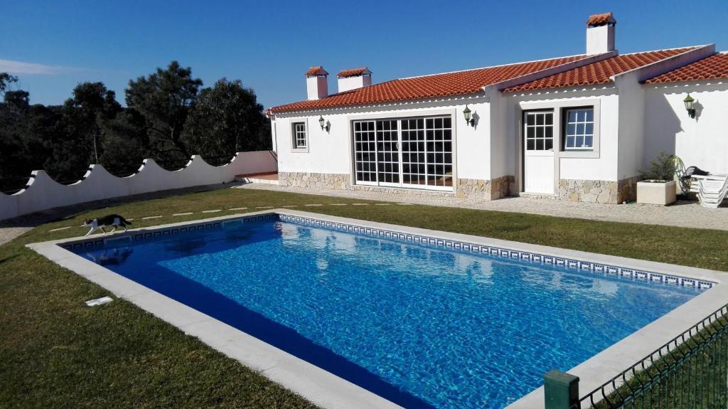 Casa de campo Casa Alto do Vale (Portugal Mafra) - Booking.com
