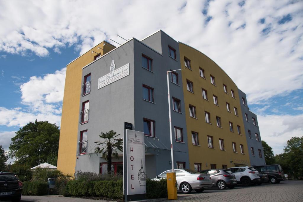 Garni Hotel Rodelheimer Hof Frankfurt Am Main