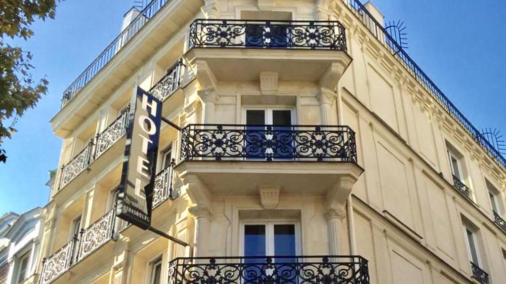 Hotel Boulevard De Strasbourg Paris