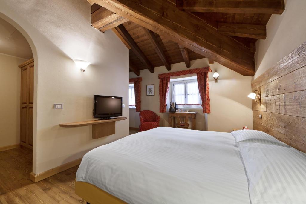 Qc terme hotel bagni vecchi bormio prenotazione on - Hotel bagni vecchi a bormio ...