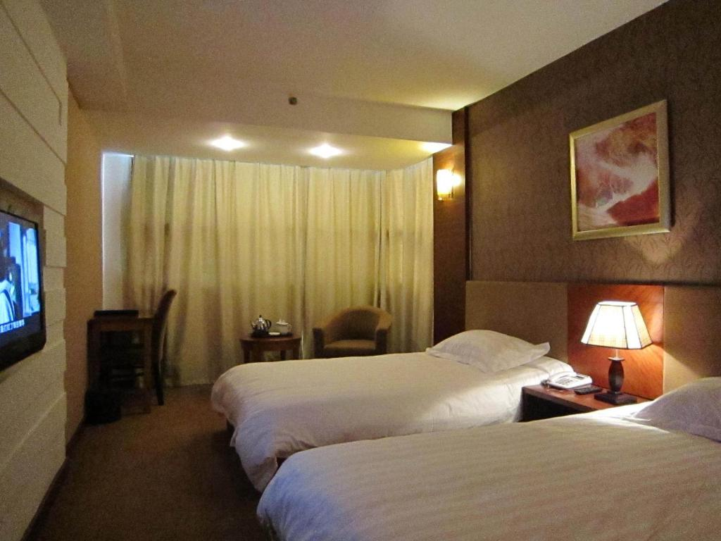 Jin zhong hotel shanghai r servation gratuite sur for Chambre de commerce shanghai