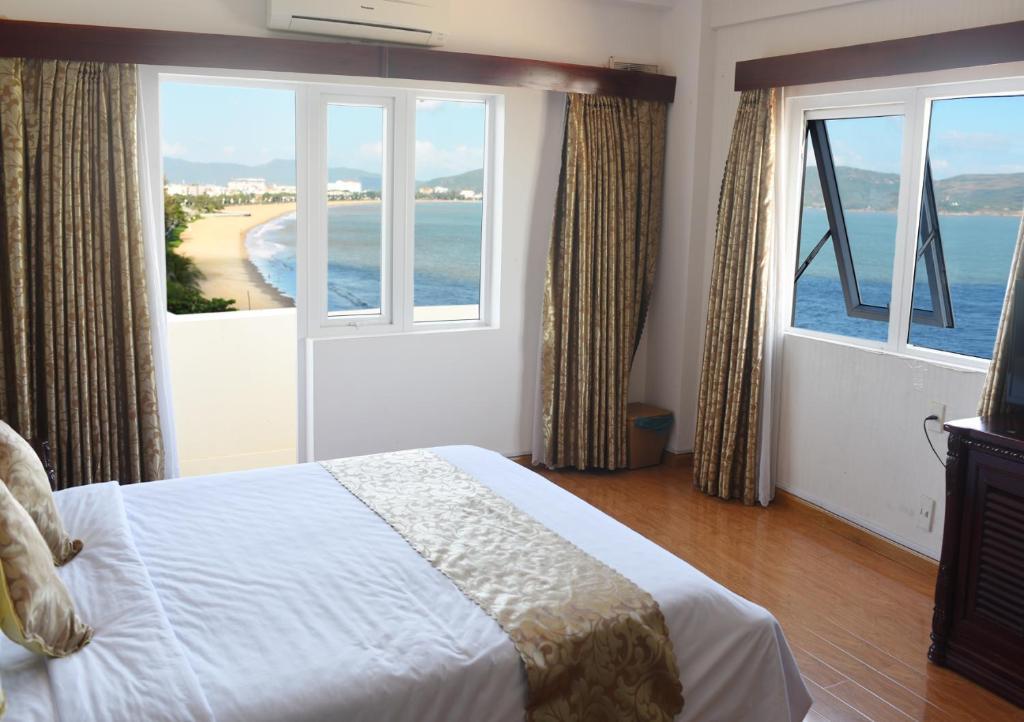 Phòng Luxury Đôi Nhìn ra Biển