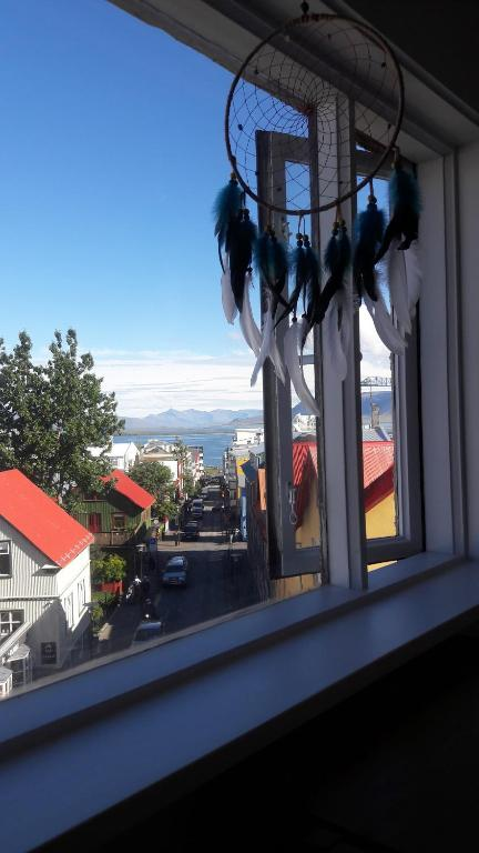 Sk lav r ust gur apartments reykjav k informationen for Rey apartments reykjavik