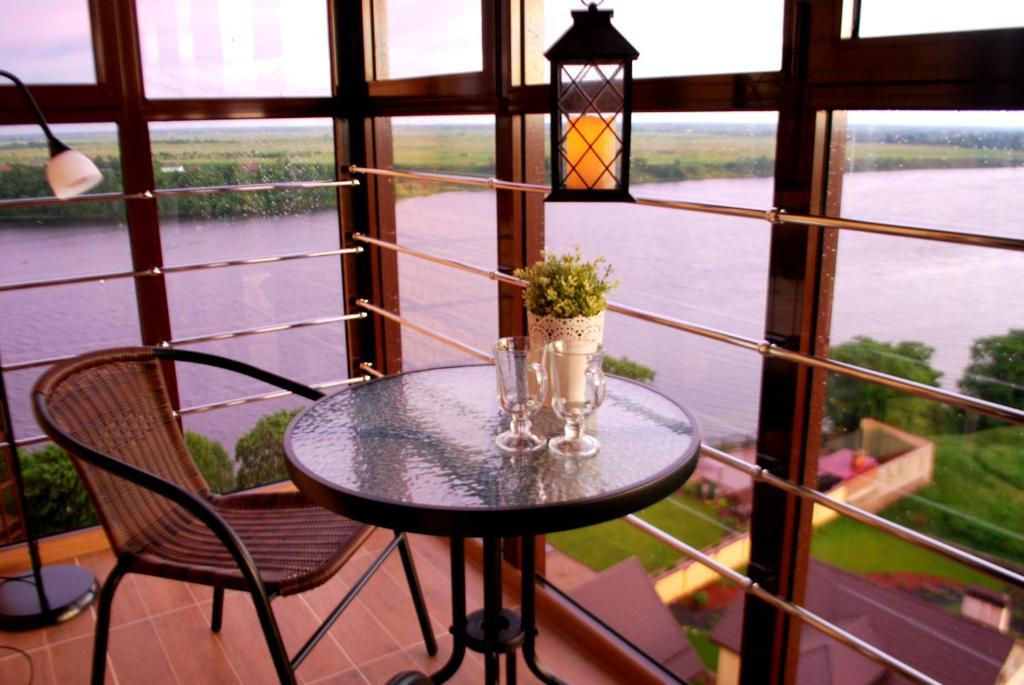 Apartment on Getsentova 10