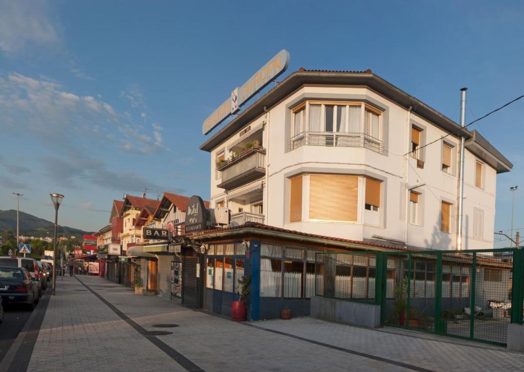 Hotel Restaurant Irun