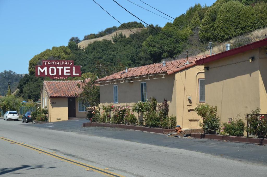 tamalpais motel san rafael book your hotel with. Black Bedroom Furniture Sets. Home Design Ideas