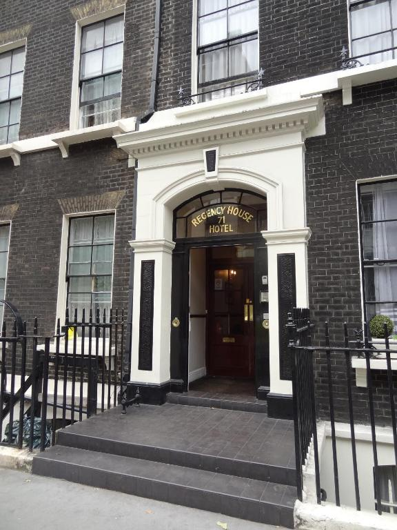 Regency House Hotel Gower Street