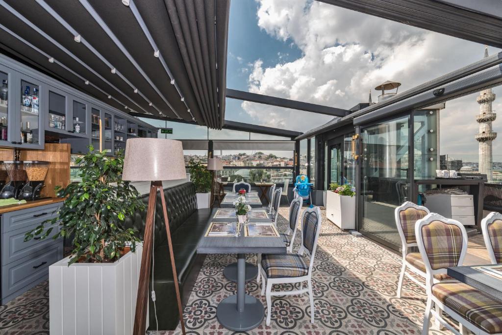 Alpek hotel istanbul viamichelin informationen und for Alpek hotel