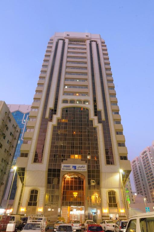Exceptional Ivory Hotel Apartments