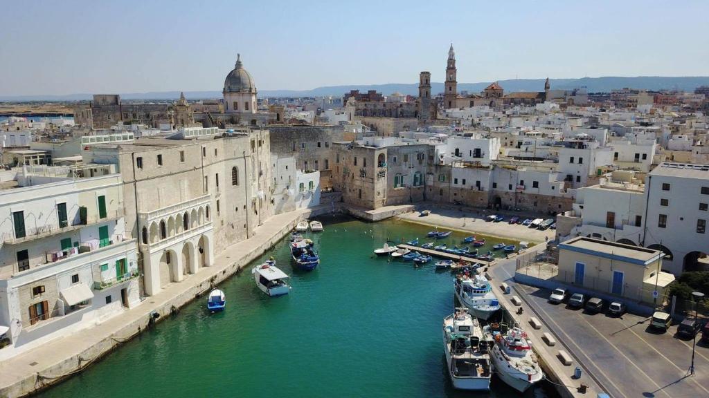 Hotels In Monopoli Italien