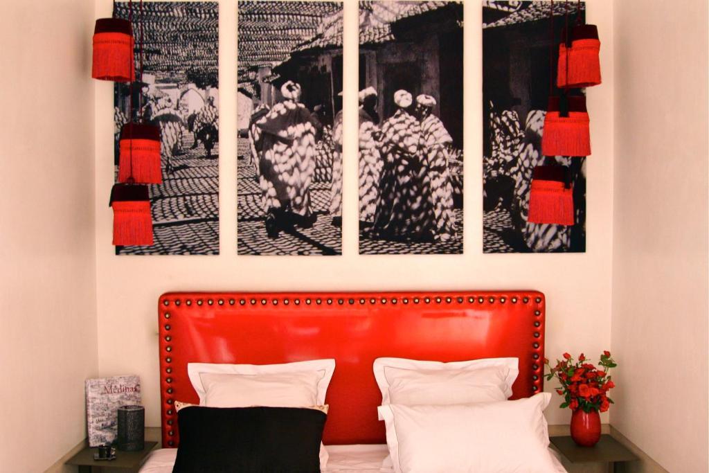 Riad spa dar 73 chambres d 39 h tes marrakech for Chambre d hotes marrakech
