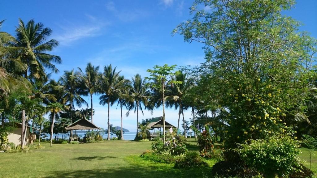 Kahamut-an Beach & Cottages