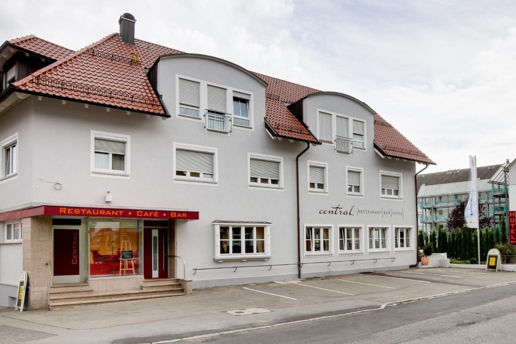 Central hotel friedrichshafen r servation gratuite sur for Central reservation hotel